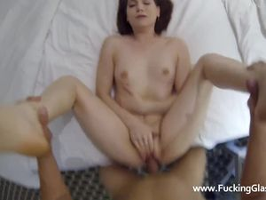 Tight Young Hooker Is Hot As Hell In A POV Fuck