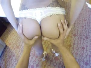 Smokin' Hot Babe Is The Best Cock Rider