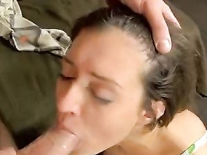 Teen Getting Anal Fucking And A Hot Cumshot