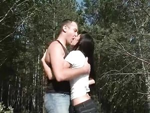 Date In The Woods Includes Hot Teen Sex