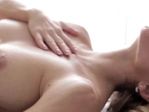 Lesbian Teens Giving Each Other A Hot Massage
