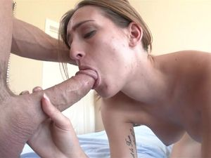 Cute Blonde Angel Doggy Style And Cum In Mouth