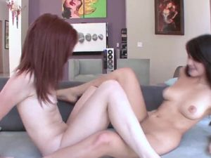 Young Stepsisters Go Muff Diving For Hot Orgasms