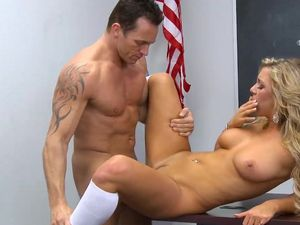 Irresistibly Slutty Student Fucks Her Horny Teacher