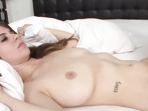 Stepsister Convinced To Go Lesbian And Taste Pussy