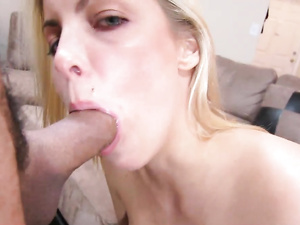 Her Big Ass Arouses You And Her Mouth Sucks You Off