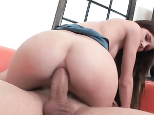 Anal Sex With A Skinny Girl Is More Fun